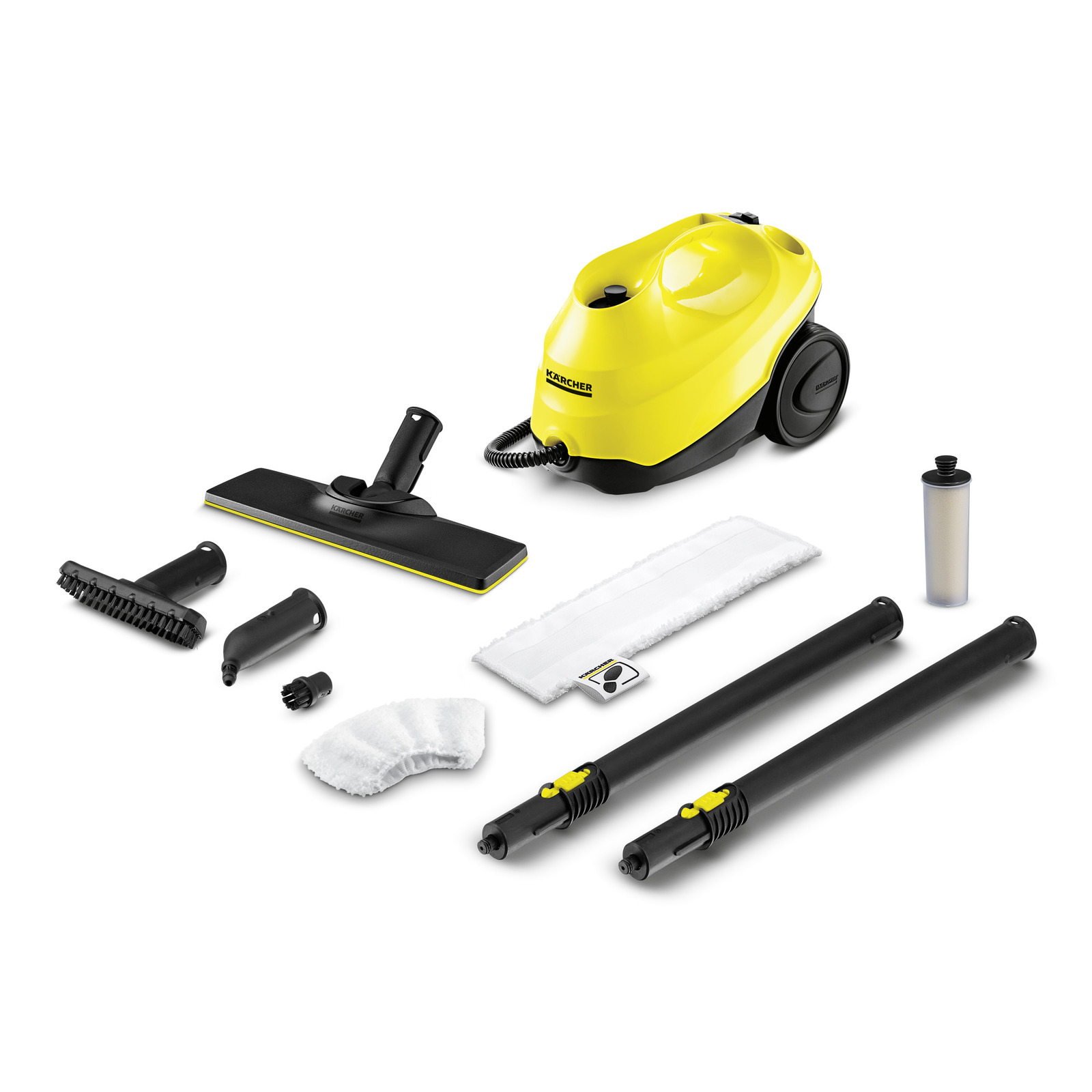 Steam cleaners steam mops k rcher uk - Karcher nettoyeur vapeur sc3 ...
