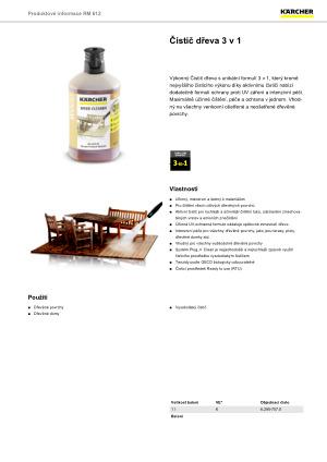 Produktové informace