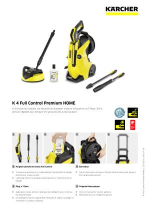 K4 Premium Full Control Home Karcher