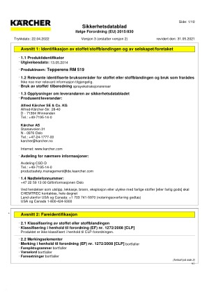 KARCHER MØBEL OG TEPPERENSER SE 4001 PLU | VANNING HJEM & HAG