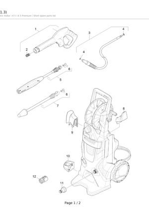 Karcher Spare Parts Canada | Reviewmotors co