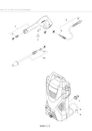Gut gemocht Hochdruckreiniger K 2 Basic   Kärcher OK06