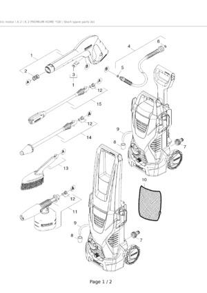 K2 Premium Home Pressure Washer | Kärcher UK