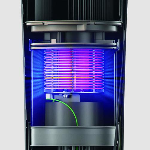 Air Purifier AFG 100 (biaÅy): Generator plazmowy