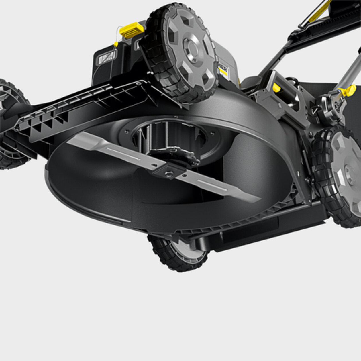 LM 530/36 Bp Pack: Inteligentné automatické otáčky