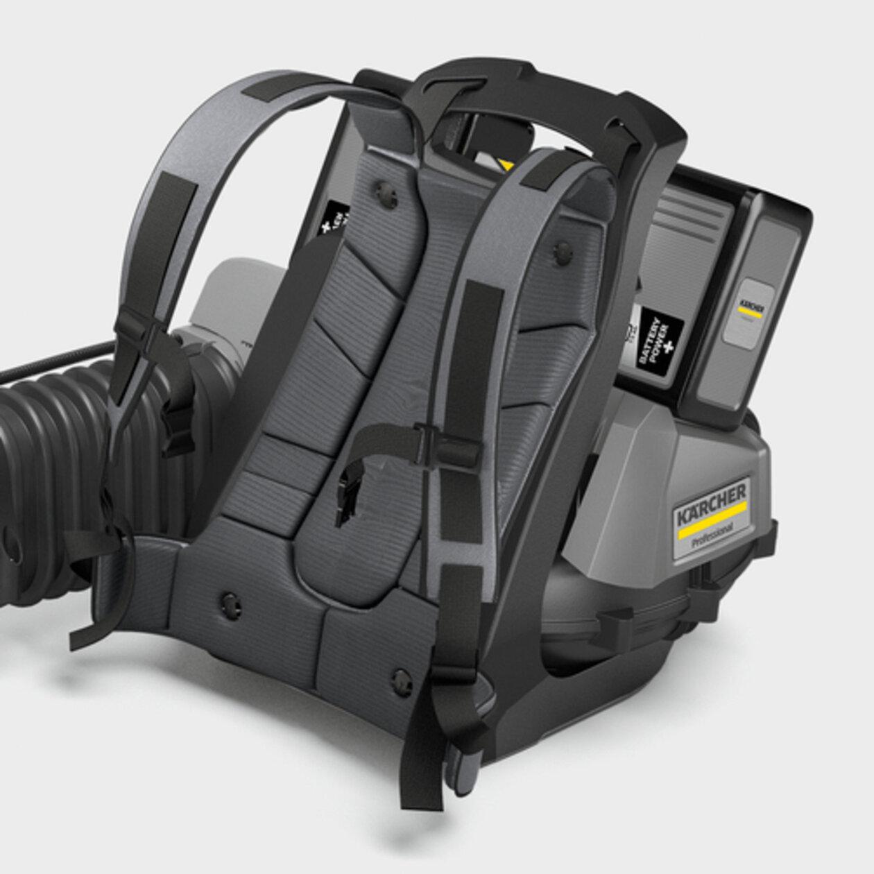 BLB 1060/36 Bp Pack: Pohodlný prenosný systém