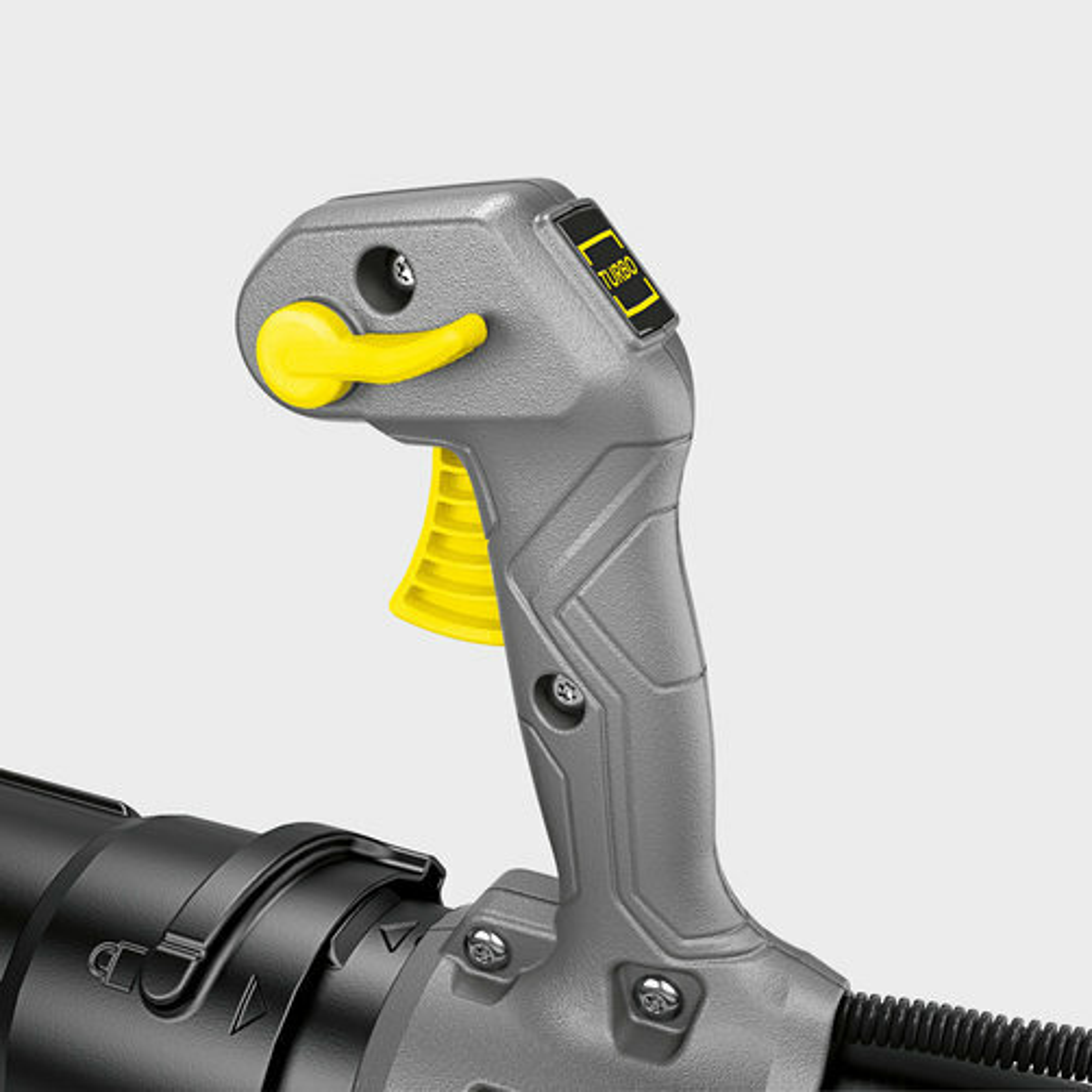 LB 930/36 Bp pack: Плавне регулювання швидкості і кнопка Турбо