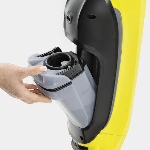 Lavasciuga pavimenti FC 5 NEW: Facile pulizia del dispositivo