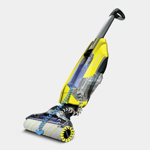 Поломойная машина для дома FC 5 Cordless: На 20 %* чище и значительно комфортнее, чем при уборке шваброй