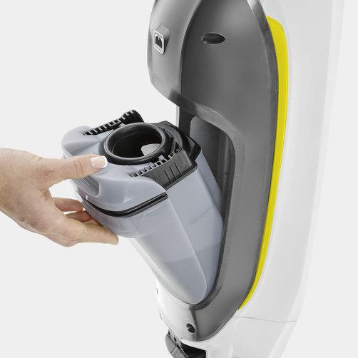 Поломойная машина для дома FC 5 Cordless Premium: Простота очистки аппарата