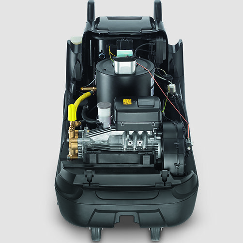 High pressure washer HDS 4.0/20-4 M Ea: Maximum efficiency