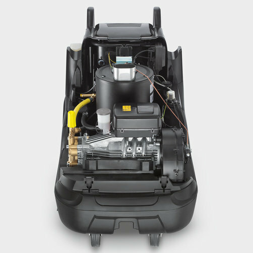 High pressure washer HDS 12/18-4 S: Maximum efficiency