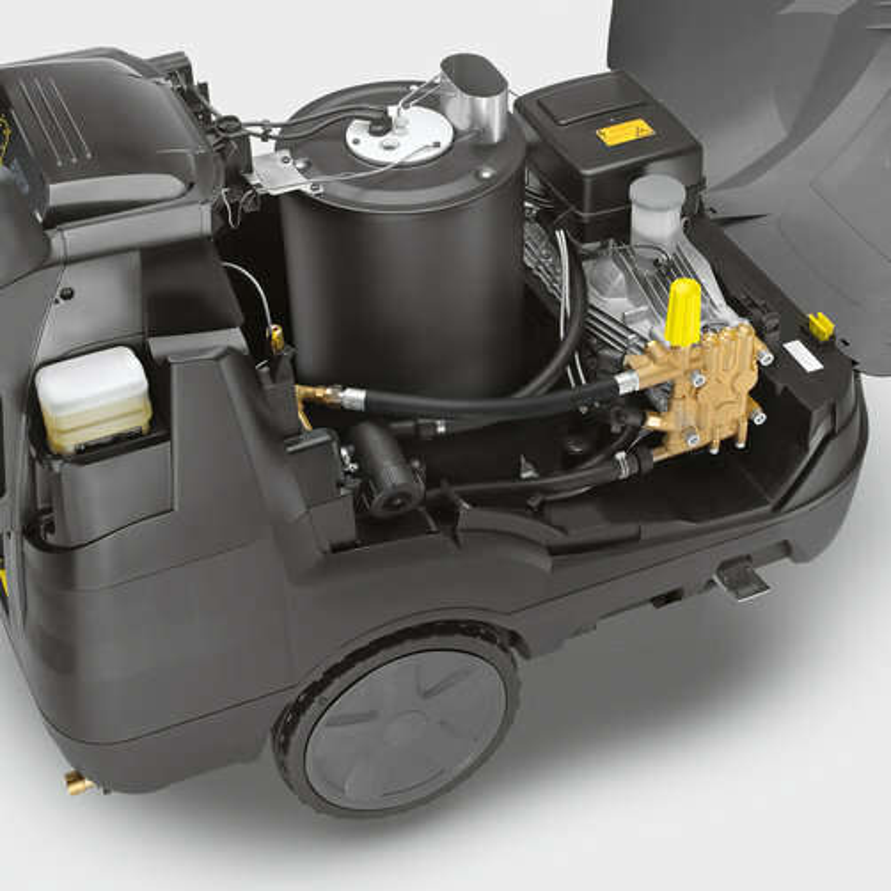 HDS 13/20-4 S: Alta rentabilidad