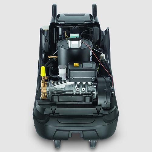 Аппарат высокого давления HDS 13/20-4 S: Высочайшая эффективность