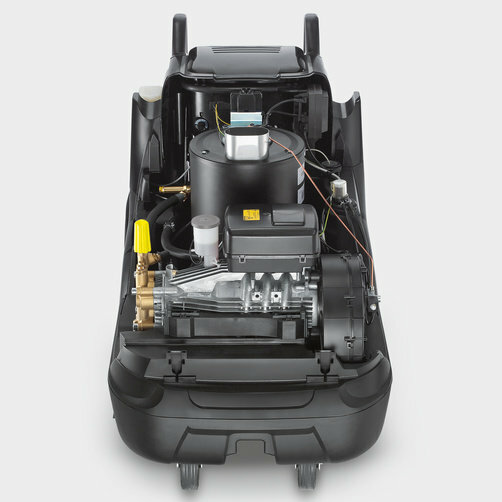 High pressure washer HDS 10/20-4 M: Maximum efficiency