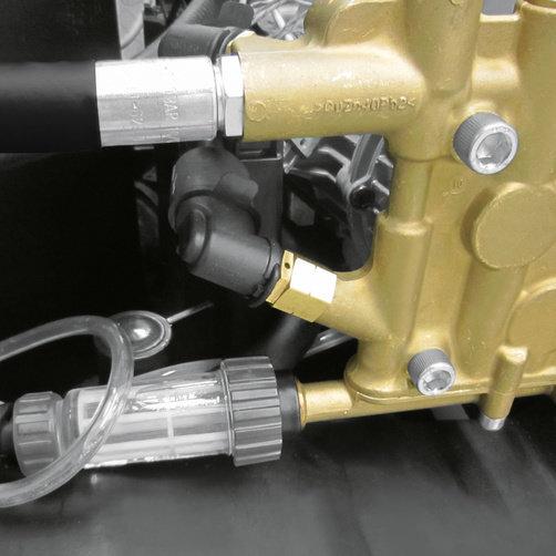 Magasnyomású mosó HDS 10/20-4 M: Üzembiztonság