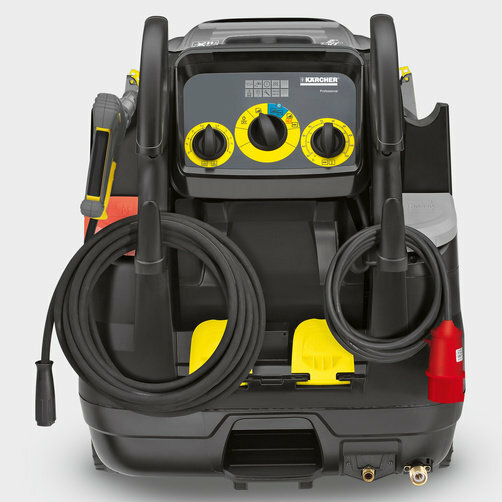 High pressure washer HDS 10/20-4 M: Efficiency