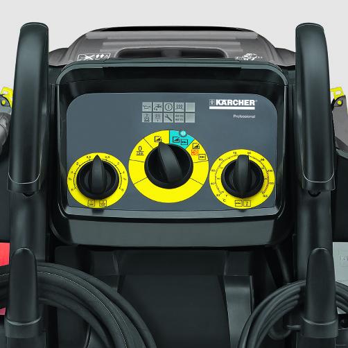 Аппарат высокого давления HDS 9/18-4 M: Экономичность
