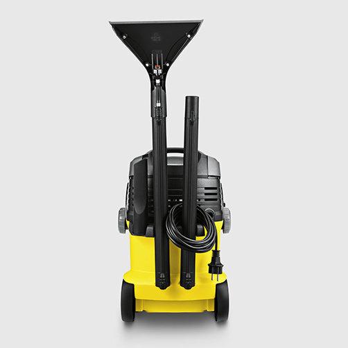 Моющий пылесос SE 5.100: Удобное хранение принадлежностей
