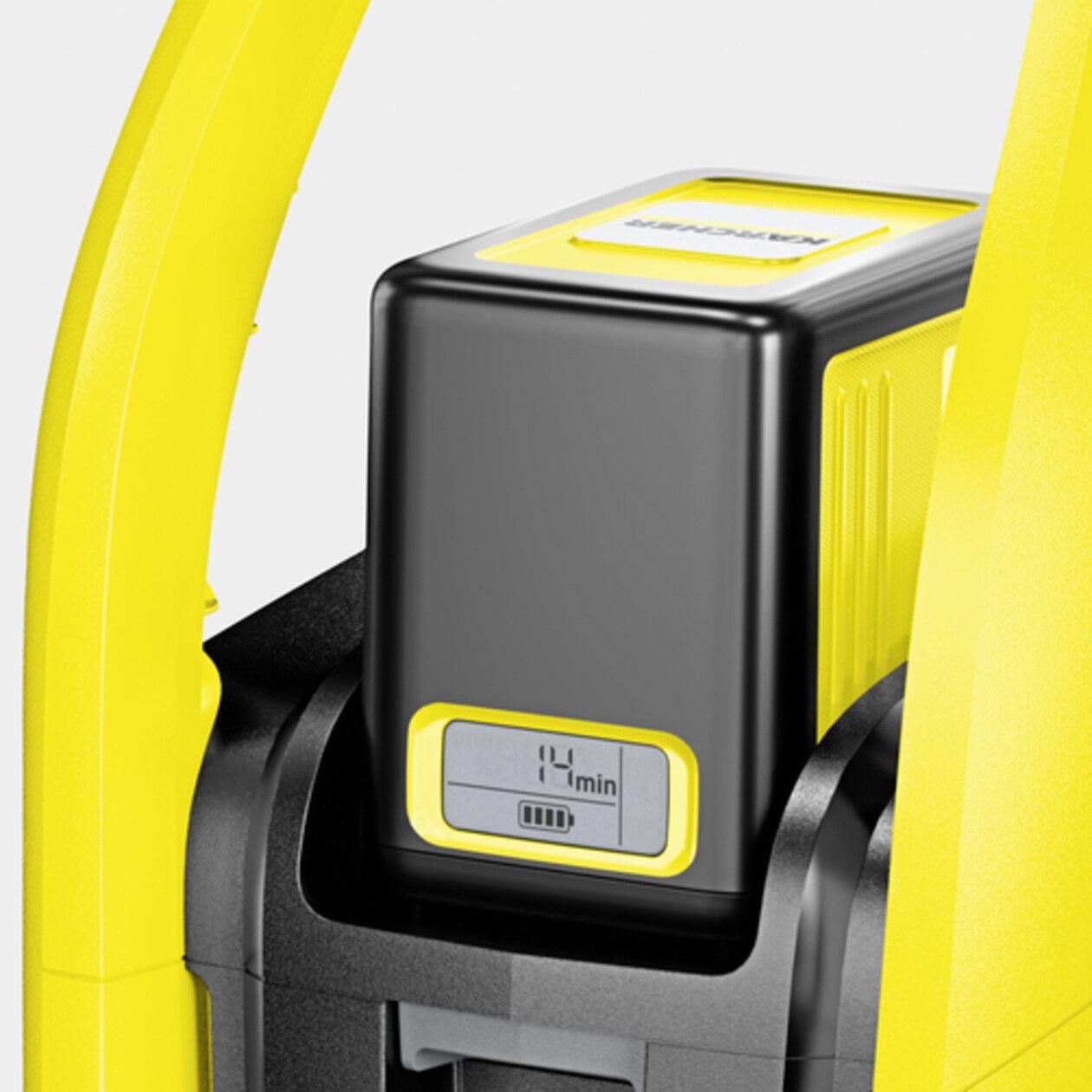 K 2 Battery Set: Сменный аккумулятор Battery Power 36 В