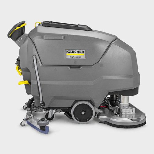Podlahový mycí stroj s odsáváním BD 80/100 W Bp Classic *EU: Efektivní a silný motor pojezdu 300 Watt