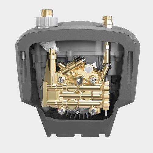 HD 8/18-4 M ST: Wysokiej jakości wyposażenie