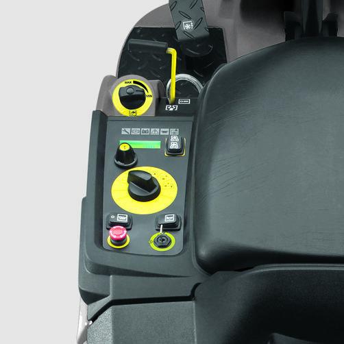 B 90 R Classic Bp: Απλή λειτουργία