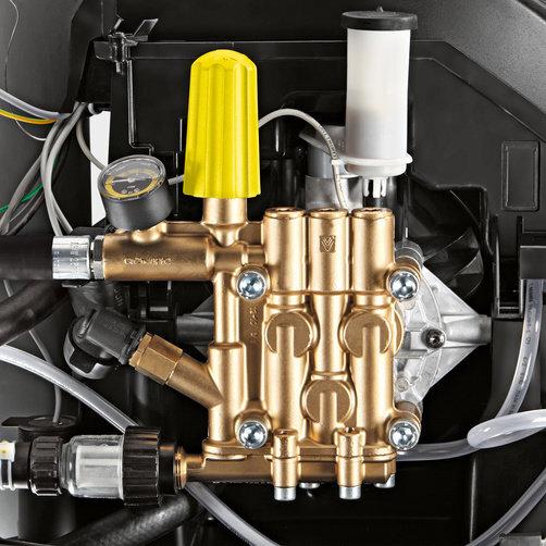 Апарат високого тиску HDS 8/18-4 C Classic: Надійність