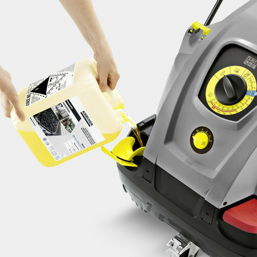 Аппарат высокого давления HDS 8/17 CX: Удобство для пользователя