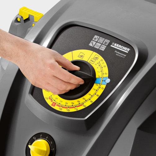Аппарат высокого давления HDS 8/18 -4CX: Экономичность