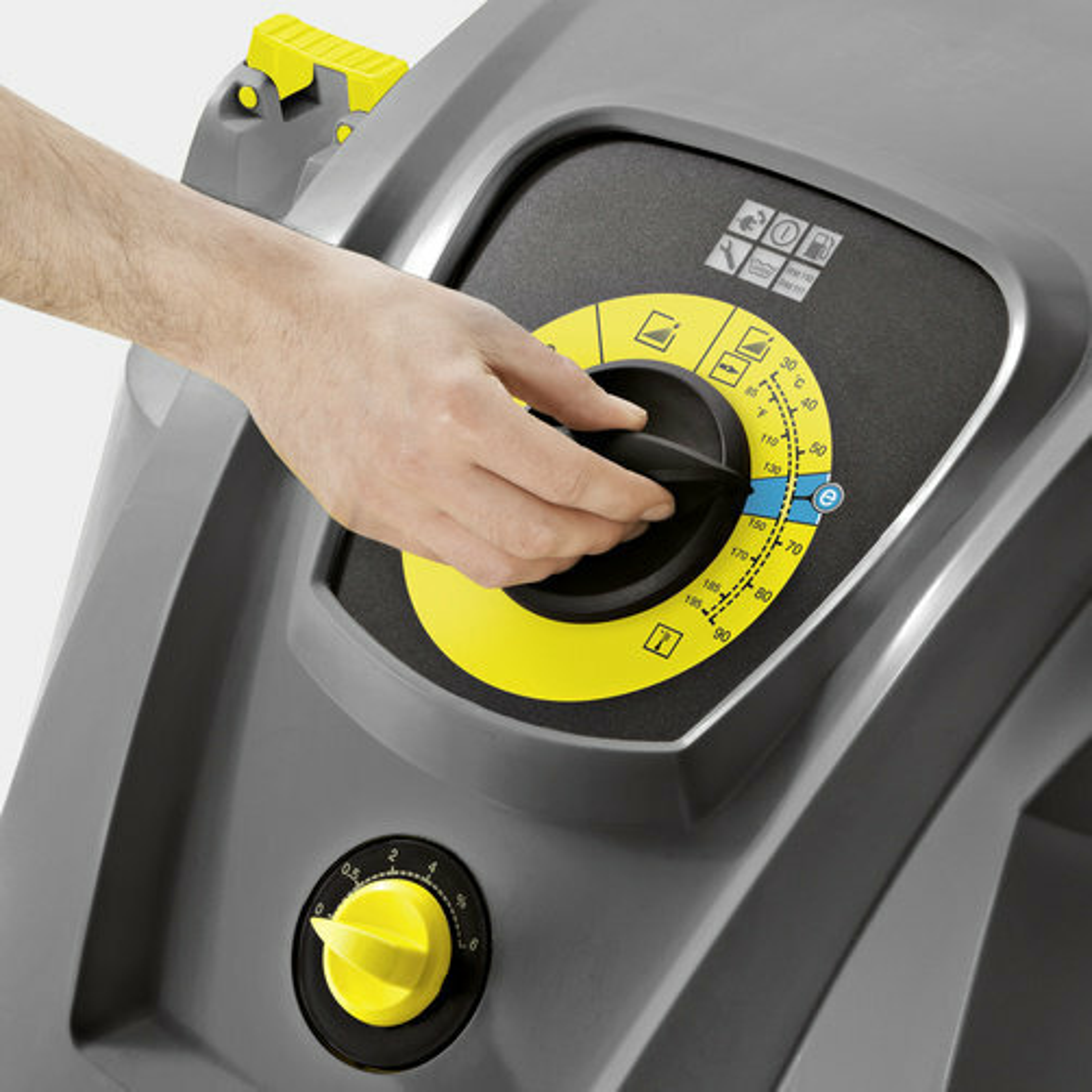 Аппарат высокого давления HDS 8/17 CX: Экономичность