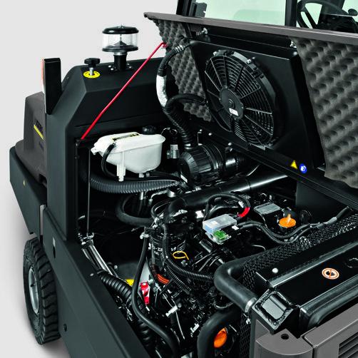KM 120/250 R LPG Classic: Απλή λειτουργία, συντήρηση και επισκευή