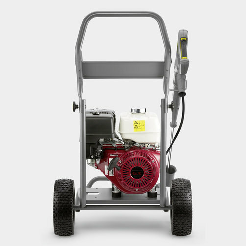 High Pressure Cleaner HD 7/15 G: Optimum ease of use
