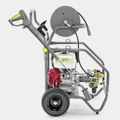 High Pressure Cleaner HD 7/15 G: Highly versatile