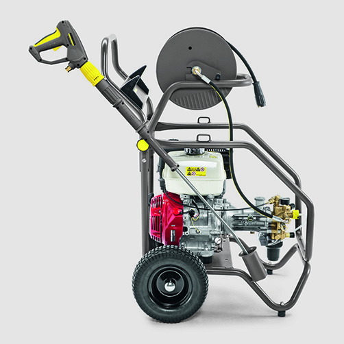 High Pressure Cleaner HD 8/20 G: Highly versatile