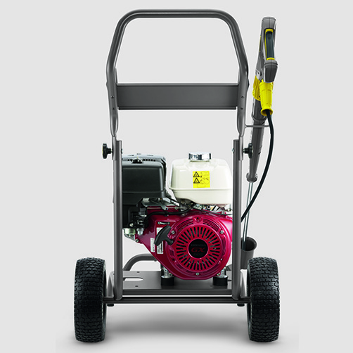 High Pressure Cleaner HD 8/20 G: Optimum ease of use