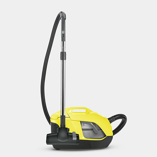 Water filter vacuum cleaner DS 6 Waterfilter: Practical parking position