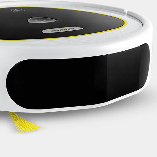 Робот-пылесос RC 3 (белый): Инновационная навигационная система