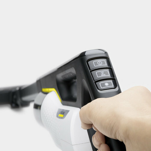 Handheld vacuum cleaner VC 4i Cordless (white): Outstanding suction power