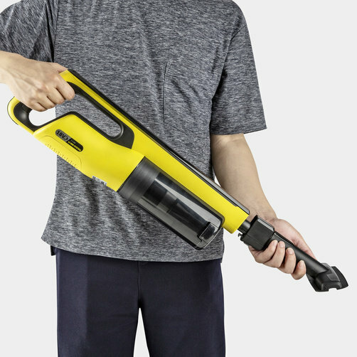 Aspirator vertical VC 4s Cordless Plus: Incredibil de versatil