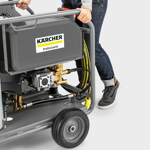 High Pressure Cleaner HDS 8/20 G *EU: Outstanding mobility