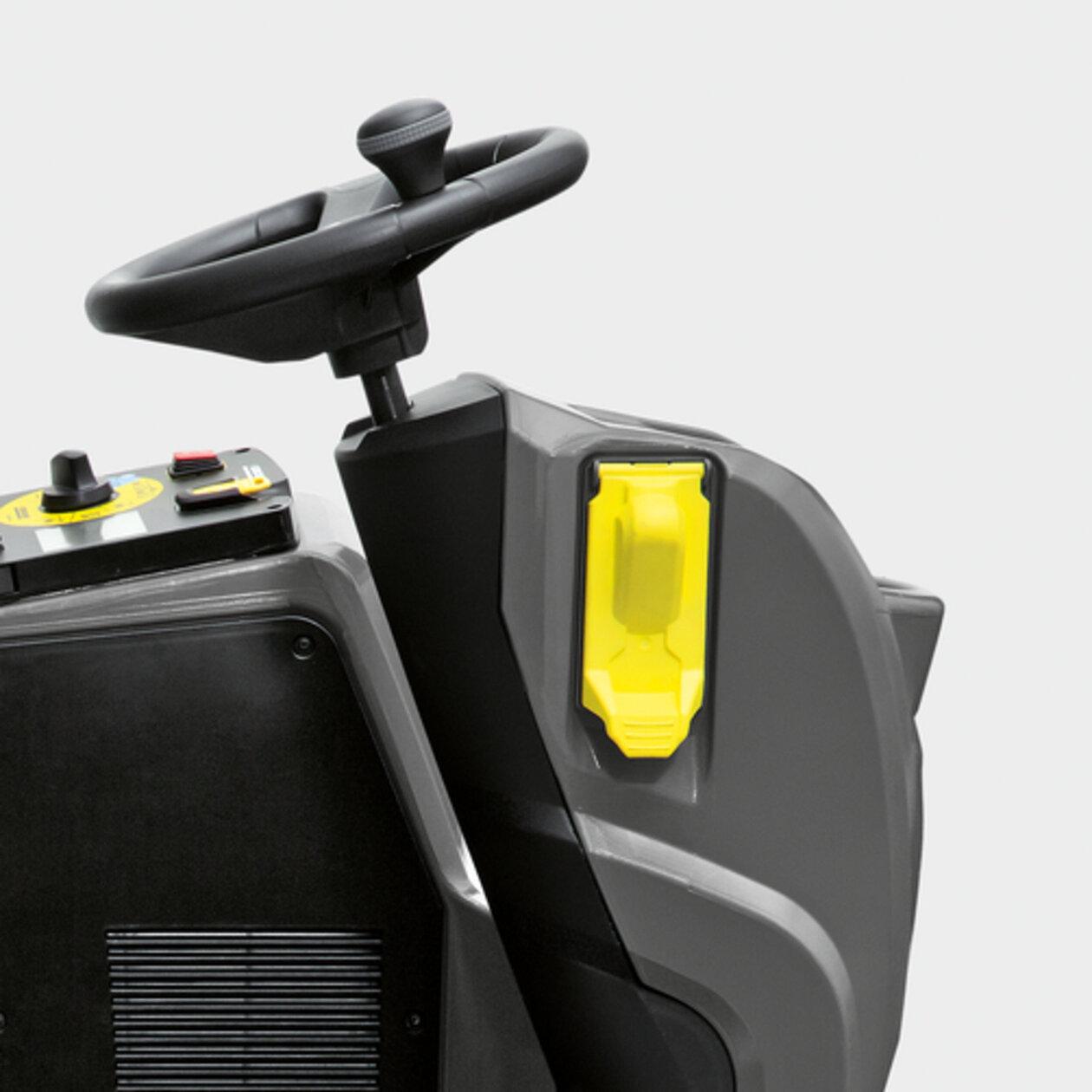 B 150 R + R 90: Automatisk fylling (Tilleggsfunksjonalitet)