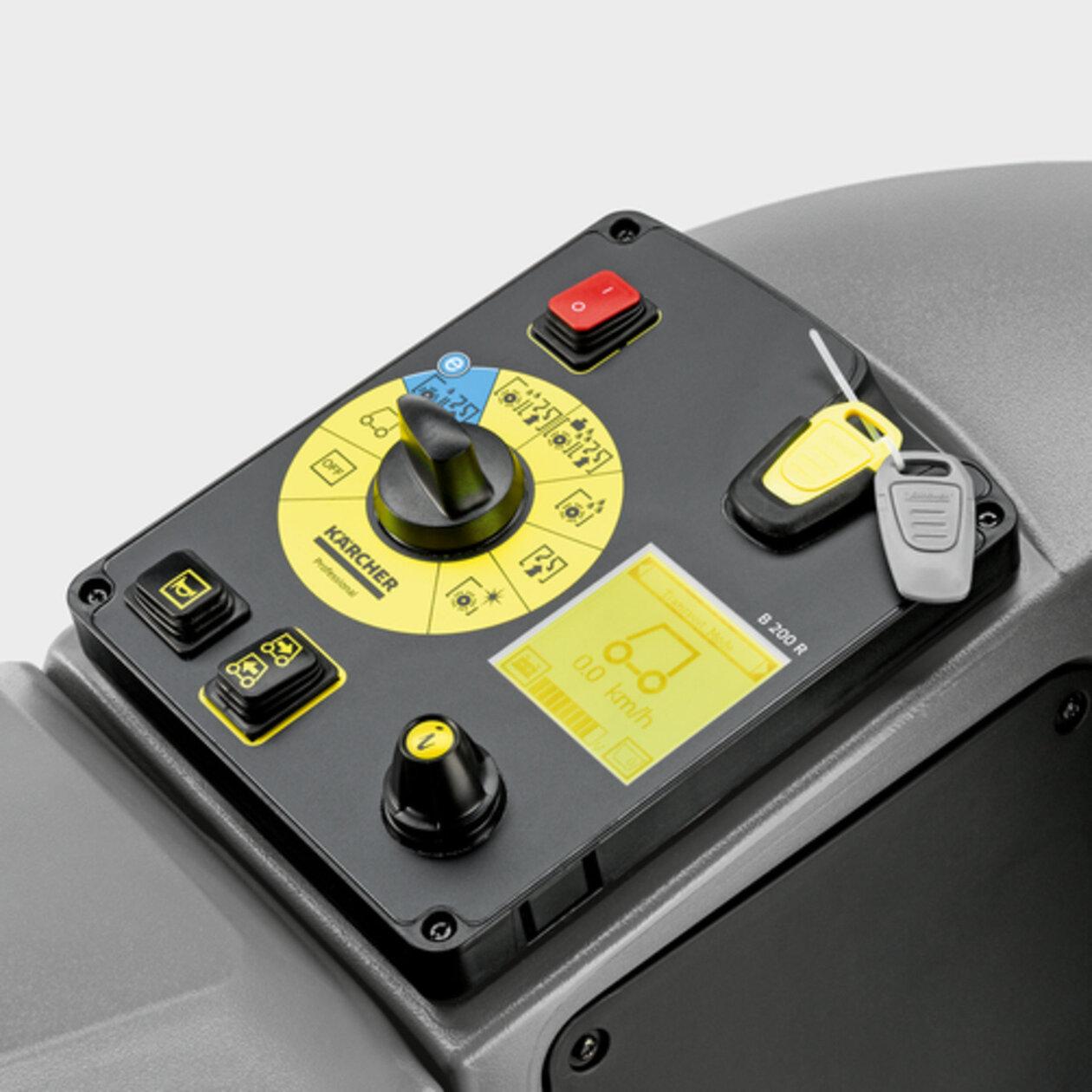 B 150 R + R 90: Innovativt KIK-system