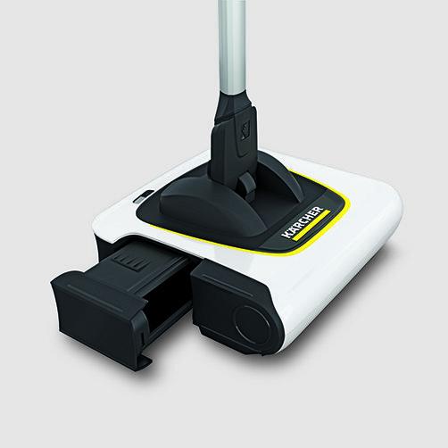 KB 5 Homeline: 集塵盒容易將垃圾傾倒與重新安裝