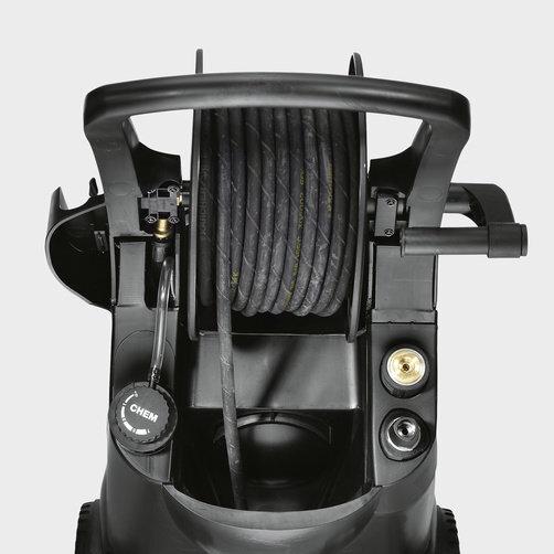 Аппарат высокого давления HD 13/18 SX Plus: Хранение шланга