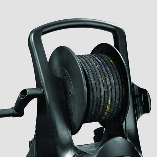 HD 10/25-4 SX Plus: Almacenamiento para mangueras