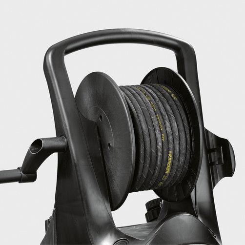Аппарат высокого давления HD 10/25-4 SX Plus: Хранение шланга