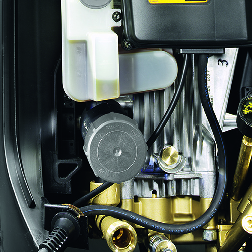 Аппарат высокого давления HD 10/21-4 S: Мелкоячеистый водный фильтр