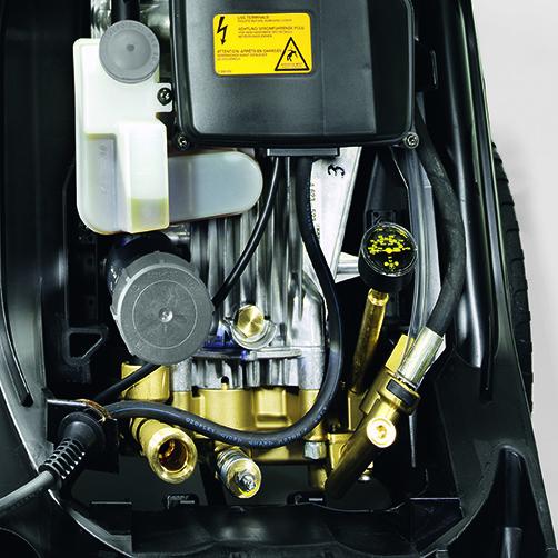 Аппарат высокого давления HD 10/21-4 S: Качество Керхер
