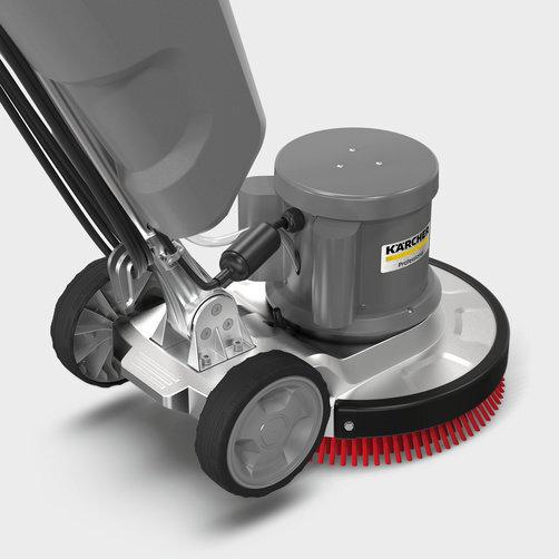 Podlahový mycí stroj BDS 43/150 C Classic: Výkonný motor